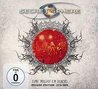 Secret Sphere - One Night In Tokyo [2 CD/DVD Combo]