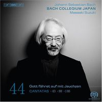 Bach Collegium Japan - Cantatas 44 (Hybr)