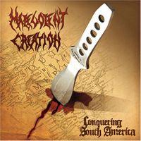 Malevolent Creation - Conquering South America (Live)