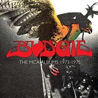Budgie - Mca Albums 1973-1975 (Uk)