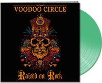 Voodoo Circle - Raised On Rock (Clear Green Vinyl) [Clear Vinyl] (Gate)