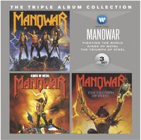 Manowar - Triple Album Collection [Import]