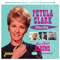 Petula Clark - Tete A Tete: 3 Classic Albums Plus Bonus Tracks
