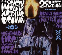 Arthur Brown - Crazy World Of Arthur Brown: Special Edition [Import]
