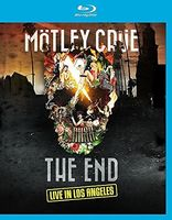 Motley Crue - End: Live In Los Angeles / (Uk)