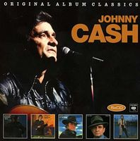 Johnny Cash - Original Album Classics