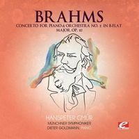 Brahms - Concerto Piano Orchestra 2 in B-Flat Major