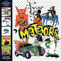Meteors - Original Albums Collection