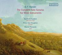 BARTHOLD KUIJKEN - Complete Solo Sonatas for Wind Instruments