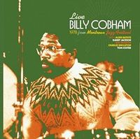 Billy Cobham - Live At Montreux Switzerland 1978