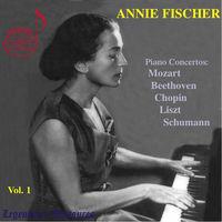 Annie Fischer - Great Performances 1 (W/Dvd)