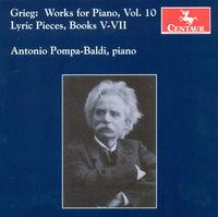 Antonio Pompa-Baldi - Works For Pno Vol. 10