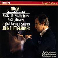 John Eliot Gardiner - Mozart: Symphonies No. 32. No. 35