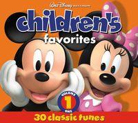 Disney - Children's Favorites, Vol. 1