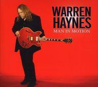 Warren Haynes - Man in Motion