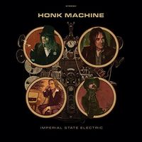 Imperial State Electric - Honk Machine (Blk) [Download Included]