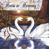 Steve Hall - Hearts in Harmony