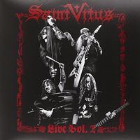 Saint Vitus - Live Vol 2 (Uk)