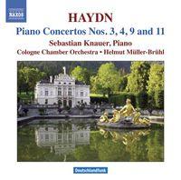Sebastian Knauer - Piano Concertos 3 4 9 & 11