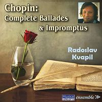 Radoslav Kvapil - Chopin: Complete Ballades & Impromptus