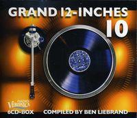 Ben Liebrand - Vol. 10-Grand 12-Inches [Import]