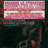 Maxime Le Forestier - Plutot Guitare [Import]