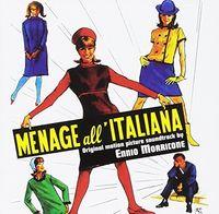 Ennio Morricone Ita - Menage All'italiana / O.S.T. (Ita)