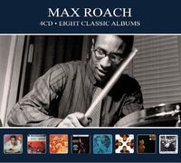 Max Roach - 8 Classic Albums [Digipak] (Ger)