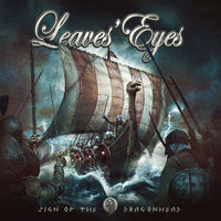 Leaves' Eyes - Sign Of The Dragon Head