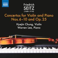 Hyejin Chung - Concertos For Violin & Piano