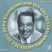Duke Ellington - Treasury Shows 24