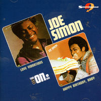 Joe Simon - Love Vibrations/Happy Birthday [Import]