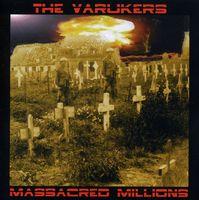 Varukers - Massacred Millions [Import]