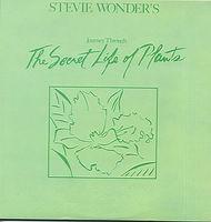 Stevie Wonder - Journey Through The Secret Life Of Plants [2LP]