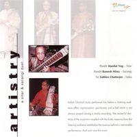 Manilal Nag - Artistry-Duet In Sitar & Sarangi