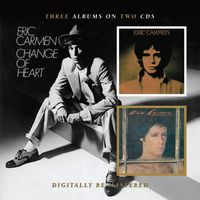 Eric Carmen - Eric Carmen/Boats Against The Current/Change Of He [Import]