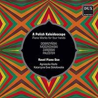 Dobrzynski / Ravel Piano Duo - Polish Kaleidoscope