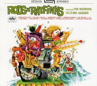 Mr. Gasser & The Weirdos - Rods and Ratfinks