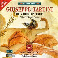 Federico Guglielmo - Violin Concertos 17: La Mia Filli