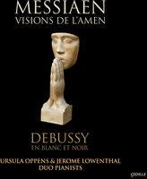 Francis/Sessions,Roger Thorne - Visions of Lamen / in Blanc Et Noir