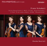 Schubert / Klenke Quartet - String Quartets