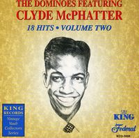 Clyde Mcphatter - 18 Hits 2