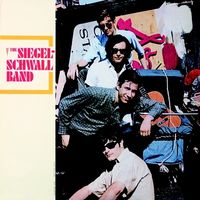 SIEGEL-SCHWALL BAND - First Album (1966)