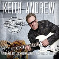 Keith Andrew - ADVENTUROUS SOUL