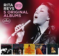 Rita Reys - 5 Original Albums (Box) (Ger)