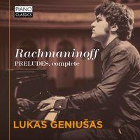 Lukas Geniusas - Preludes Complete