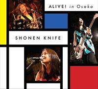 Shonen Knife - Alive In Osaka