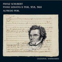 Alfredo Perl - Franz Schubert: Piano Sonatas D 958 959 960 [Import]