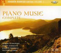 Albert Guinovart - Rodrigo: Integrale Pour Piano 1 (Uk)