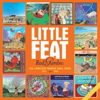 Little Feat - Rad Gumbo: The Complete Warner Bros. Years 1971-1990 [Box Set]